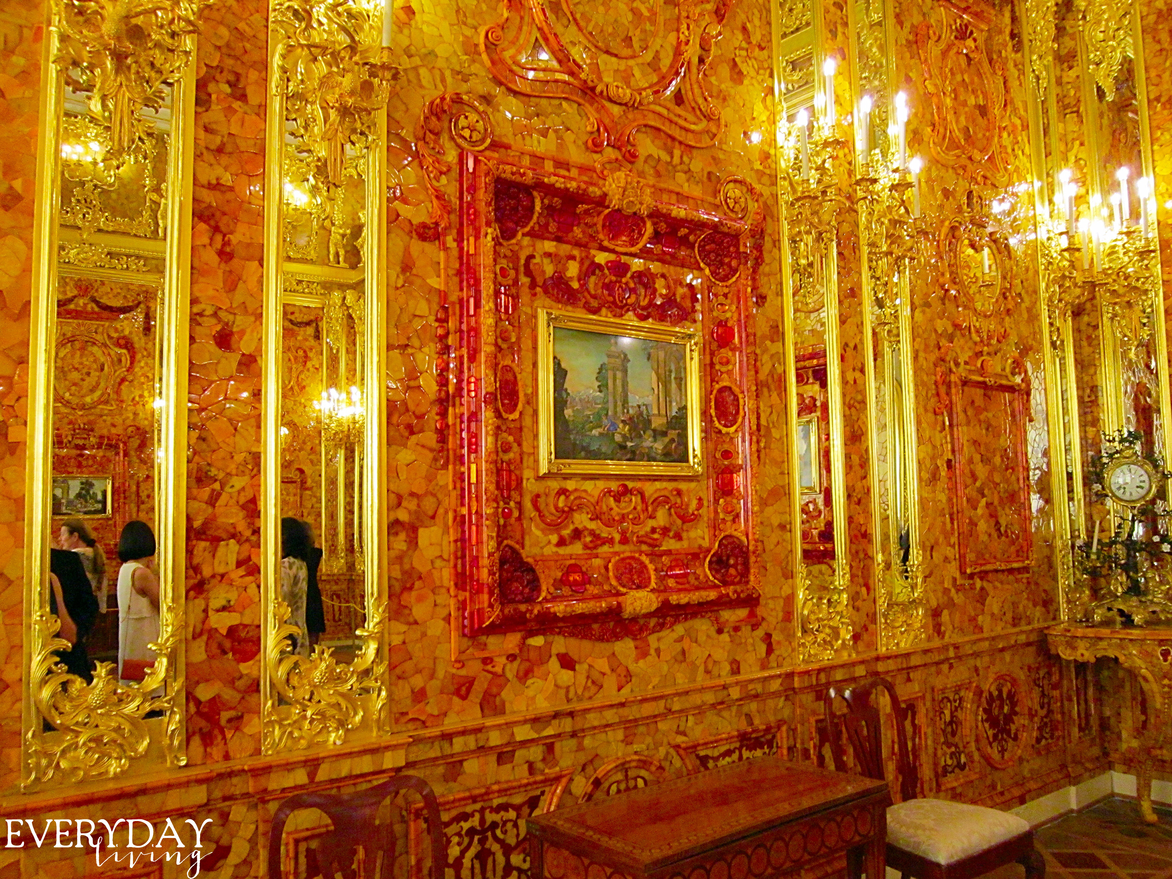 The catherine palace everyday living