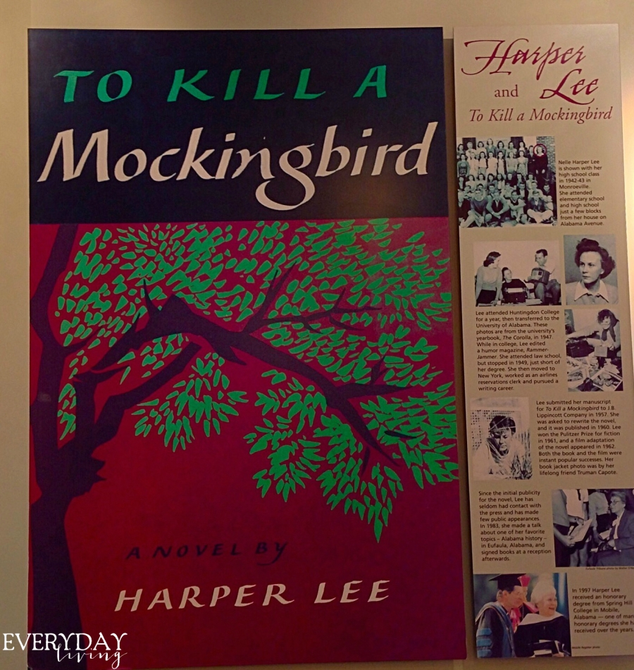 Bookends: Harper Lee, A Mockingbird & A Watchman